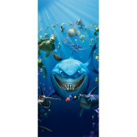 фототапет Disney Креатив Вер. 90x202 см, 1 ч., Търсенето на Немо