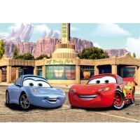 фототапет Disney Стандарт 360x254 см, 4ч., Маккуин и Сали