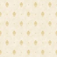 Тапет Ню Елегaнца златни малки орнаменти крем