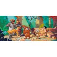 Фототапет Disney Флис 202x90/1ч Хориз. Книга за Джунглата